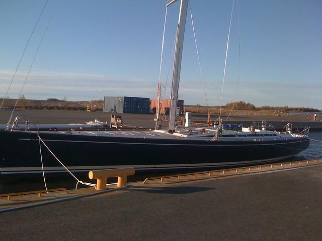 Nautor's Swan 60 feet (a smaller yacht!)