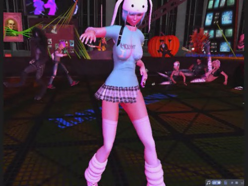 Yumi at ThE CluB