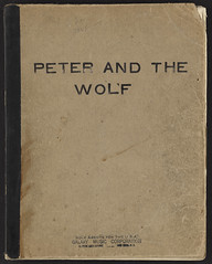 Peter and the Wolf [Front cover]