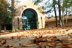 Ephesus Elementary School Entryway by Ivy Dawned