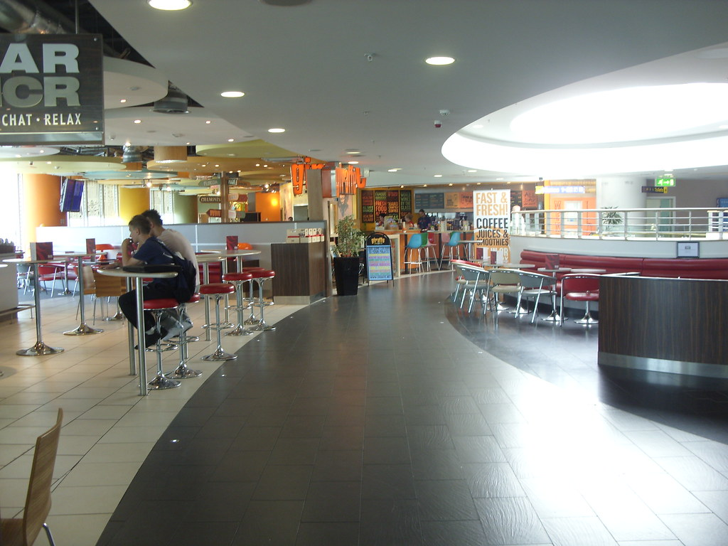 Meal deals manchester airport
