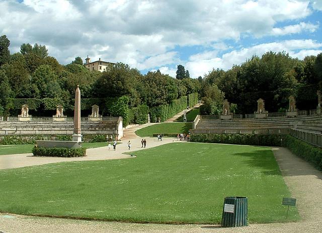 Florenz firenze boboli g rten giardino di boboli amphithe flickr photo sharing - Giardino di boboli firenze ...