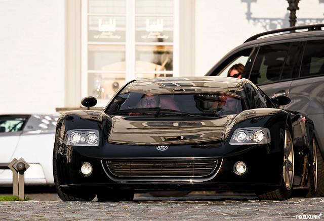 Vw Nardo W12 Vw Nardo W12 With Bugatti Eb110 Supersport