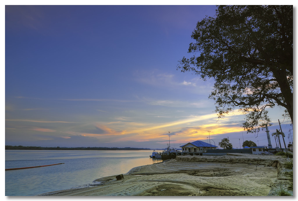 Last chance to see syahbandar jetty
