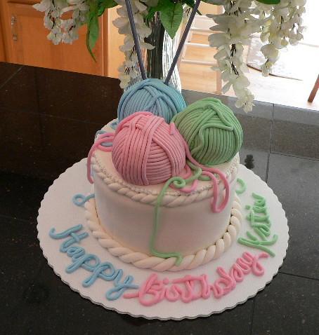 how to use cake yarn