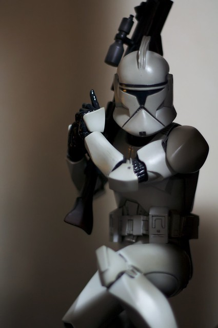 Star Wars Soldier Model