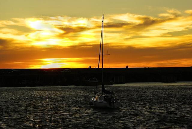 Piriápolis sunset