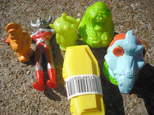 Little Batch O 1980's Toys Candy etc.