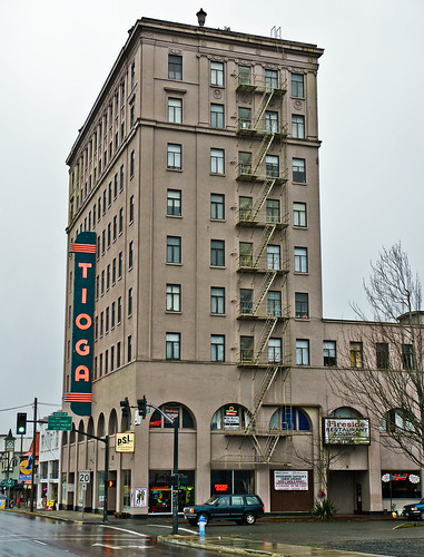 county old oregon downtown neon northwest historic pacificnorthwest highway101 tioga coosbay osd nrhp