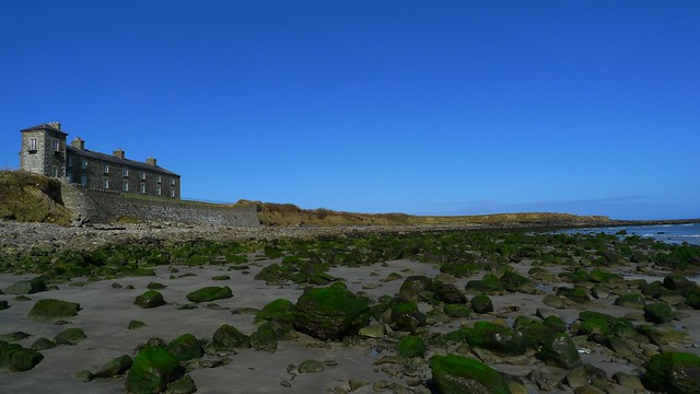 Ross Beach & Coastguard Station