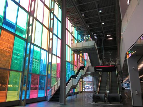 Palais de Congrés (Montréal, QC)