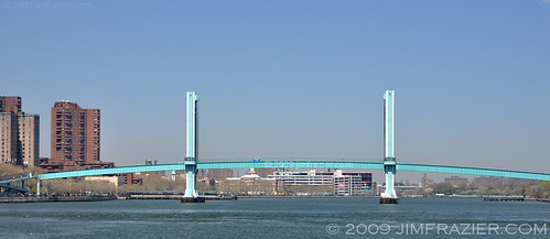 Ward's Island Bridge