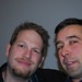 Chris Brogan & Bill Rice @ BlogWorld by wmrice
