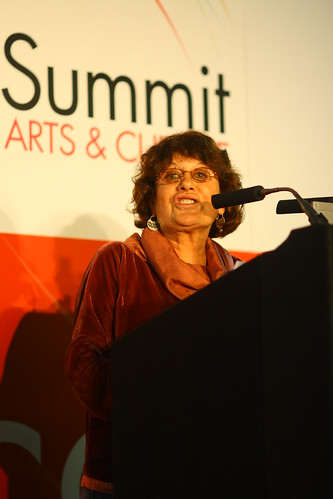 Mane Nett (Chile), 4th World Summit on Arts & Culture