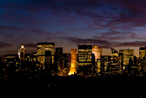 nyc roof sunset view manhattan midtown citylights metropolitanmuseumofart oldsaybrook platinumphoto mffotos coth5