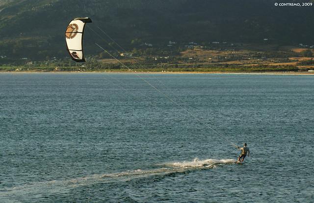 Kitesurf (Tarifa, Cádiz)