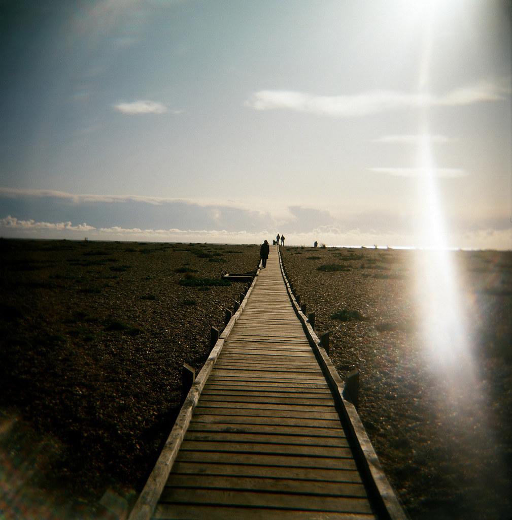walk-away flare