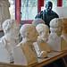 L'atelier de moulages du Louvre et des musées de France ©dalbera