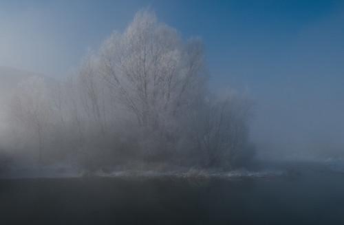 winter snow landscape geotagged frost slovenia slovenija zima cerknicalake ivje cerkniškojezero intermittentlake obrh presihajočejezero zmrzal