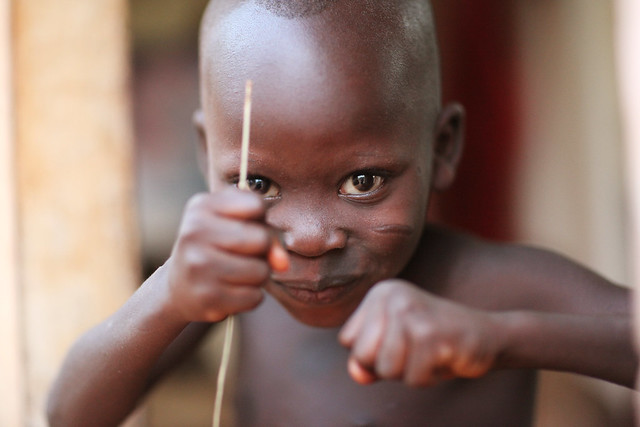 Contests for Pro Photographer Dreamers: Boy in Cové, Benin