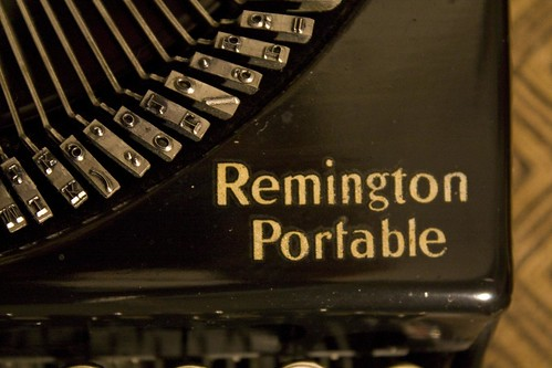 Remington Portable #1