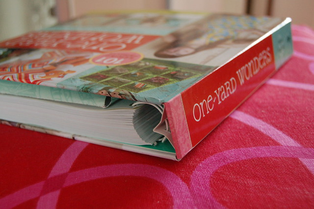 Sewing book review: One-Yard Wonders