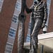 Small photo of Amelia Earhart Statue