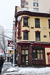 Blizzard Day in NYC by flickr4jazz, on Flickr