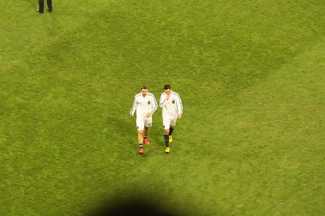 Deutschland vs. Argentinien 03.03.2010 Allianz Arena München