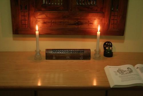 Shabbat Candles 1