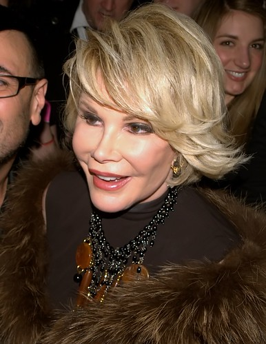 Joan Rivers by David Shankbone NYC 2010