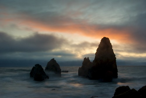ocean sanfrancisco sky beach clouds rocks waves marin marinheadlands rodeobeach apertureacademy