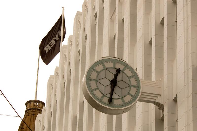Myer Clock