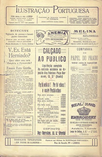 Ilustração Portugueza, Nº 905, Junho 23 1923 - 1