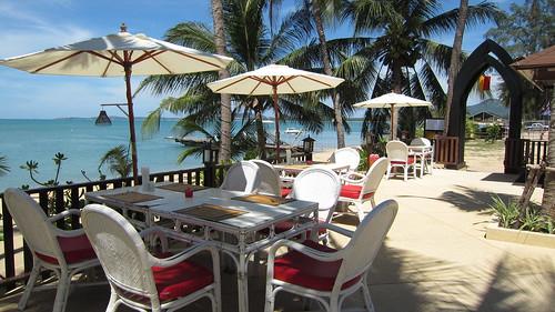 Koh Samui Cocopalm Resort - Restaurant サムイ島ココパームリゾート レストラン (5)