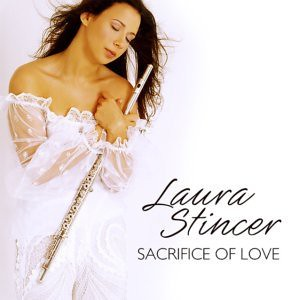 "Cover for Debut CD ""Sacrifice of Love"""