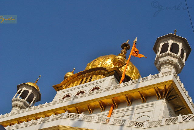 Header of Akal Takht