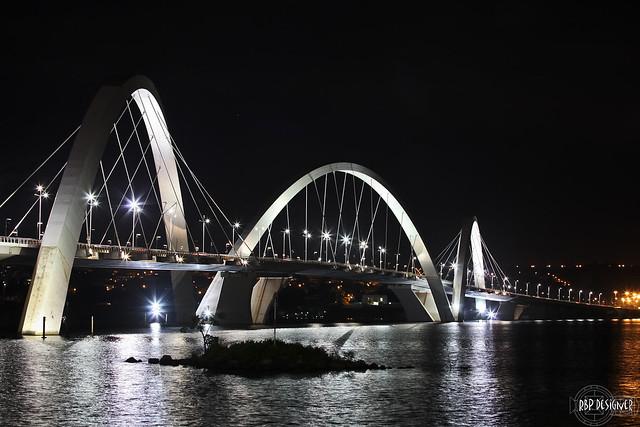 Ponte Juscelino Kubitschek - Juscelino Kubitschek Bridge