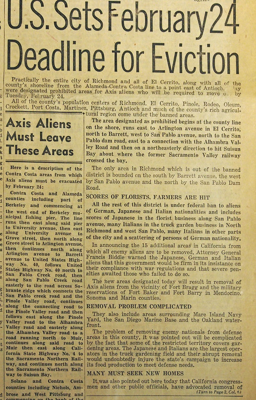 richmond independent enemy aliens 1942a