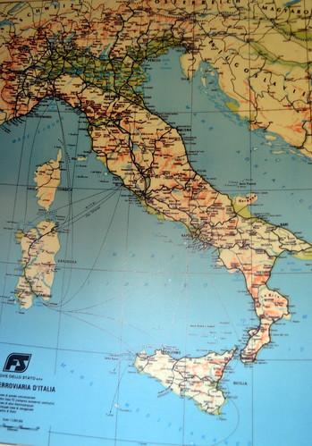 Verso Venezia - Treno storico