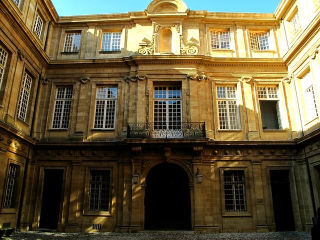 h tel de ville d 39 aix en provence 1655 1671 jaubert rambot et pierre pavillon architectes. Black Bedroom Furniture Sets. Home Design Ideas