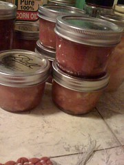 Small canned tomatoes