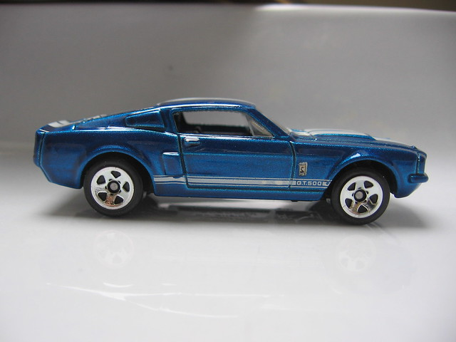 67 shelby gt500 hot wheels flickr photo sharing. Black Bedroom Furniture Sets. Home Design Ideas