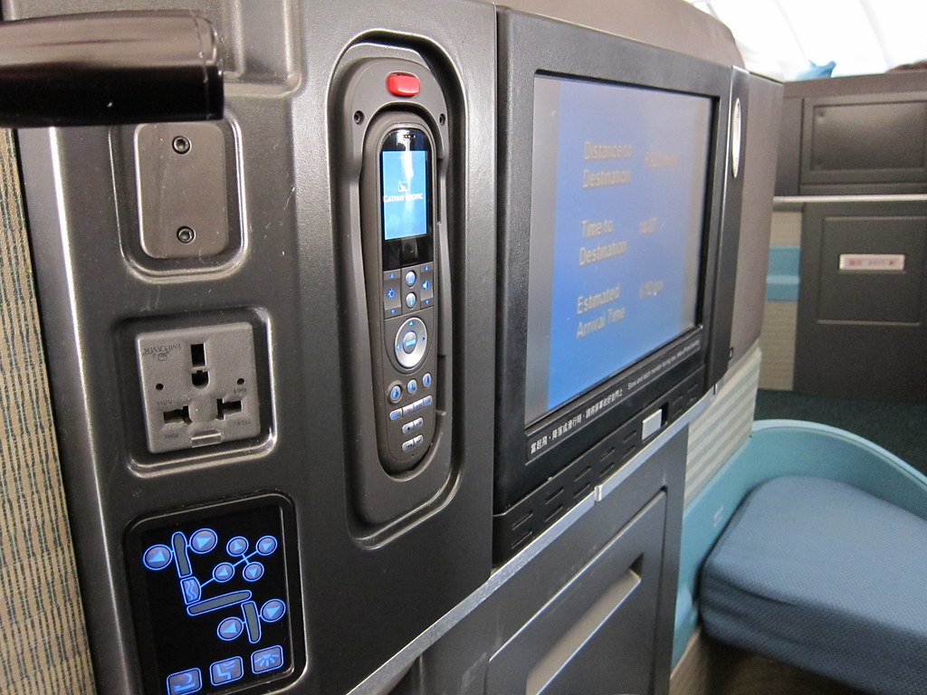 In-flight gadgets