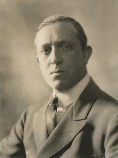 Ingeniør Harald Sebelin (ca. 1930)