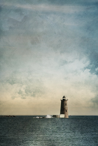 ocean sky lighthouse seascape texture water photoshop canon landscape atlantic nautical portsmouthnh ef70200f4l fortstark newcastlenh whalebacklight 40d