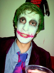 joker, face, head, fictional character, costume,