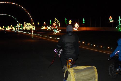 Winter Wonderland-Bike Night at PIR-13