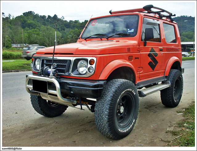 mysuzuki 4x4 overland from china with the suzuki jimny. Black Bedroom Furniture Sets. Home Design Ideas