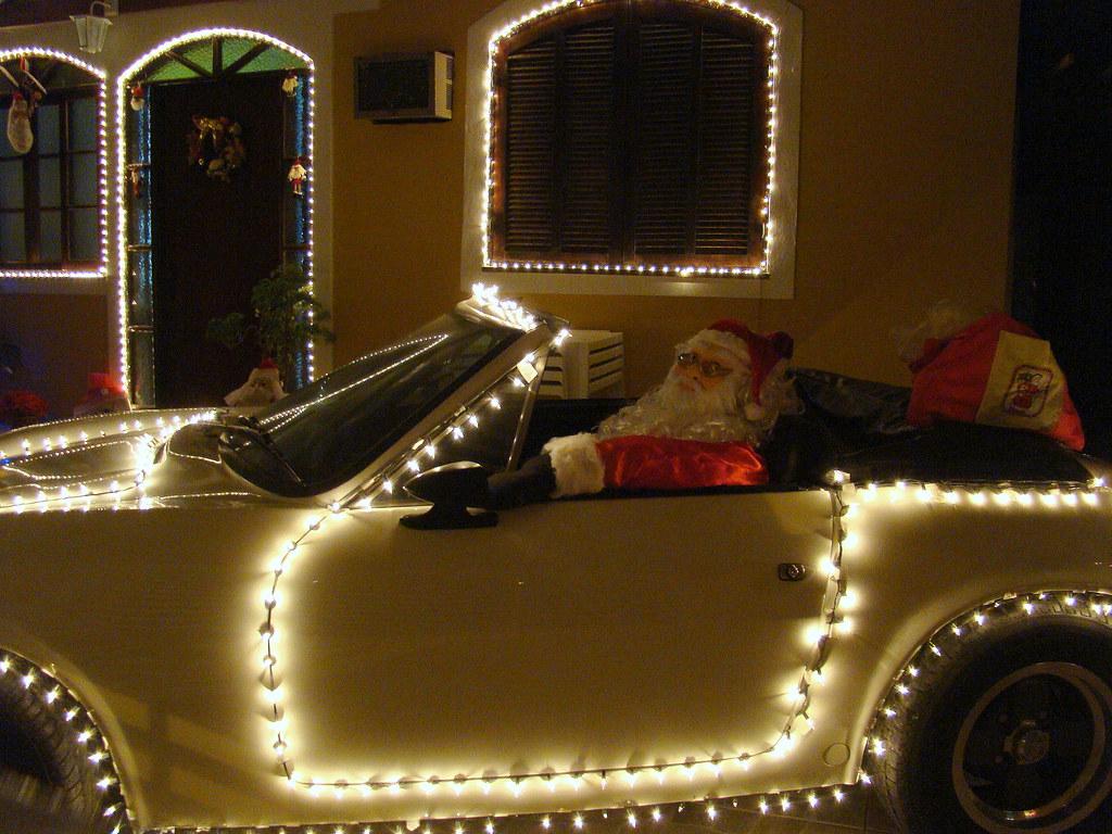 Papai Noel moderníssimo